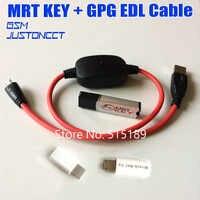 Оригинальный mrt ключ 2 mrt ключ 2 с кабель edl + type c для usb адаптер для xiao mi, meizhu для нового обновления для huawei p20. p20 pro