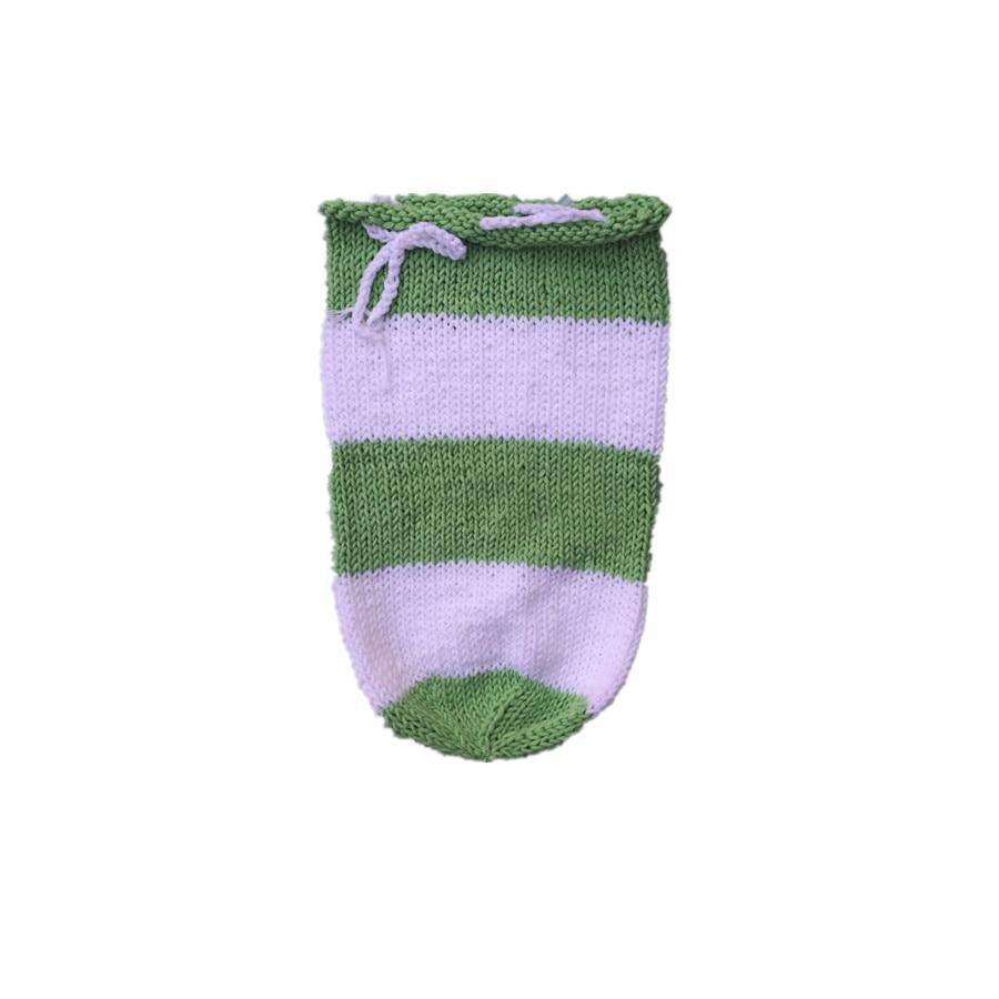 Jongens en meisjes 5 kleuren pakket pasgeboren baby mooie handgeweven - Beddegoed - Foto 3