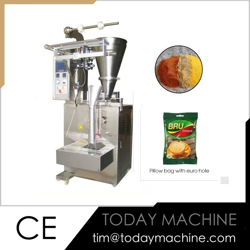 0 3g 0 5g 1g Screw Feeder Automatic Vertical VFFS Powder Packaging Machine in Relays from Home Improvement