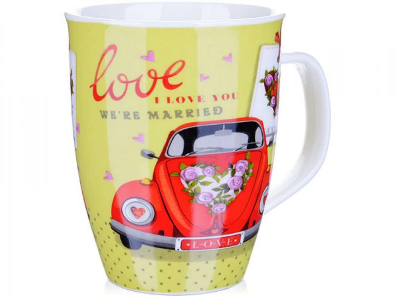 Фото - Mug LORAINE, Love, 340 ml, machine automatic mug printing machine mug