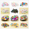 2015 New Design Mixed Cubic Beads Acrylic Spacer Beads For Loom Band Bracelet,Best Gift For Kids BSD122-133