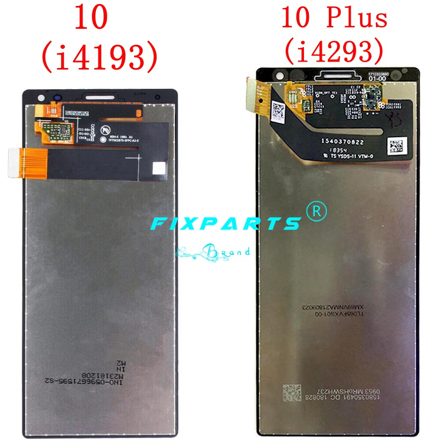 SONY Xperia 10 / 10 Plus LCD Screen Display Touch Screen Digitizer