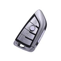 Knife stying Smart Car Remote Key for BMW 1 2 3 5 7 Series X1 X5 X6 X5M X6M Car Key 4 Key Key Shell