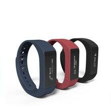I5 плюс Смарт Браслет Bluetooth 4.0 USB зарядка, здоровый шагомер, бесплатные приложения Google Play Store