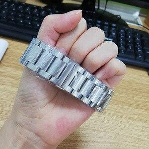 Image 5 - Parnis 43 มม.นาฬิกาอัตโนมัติ Moon Phase Power Reserve นาฬิกาผู้ชายแบรนด์หรู Miyota Mechanical Winder นาฬิกา PA6062 A ของขวัญผู้ชาย