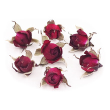 NEW Natural Dried Beautiful Rose Flower bud Girl Women gift wedding decoration DIY Handmade Home Ornament Craft 20g