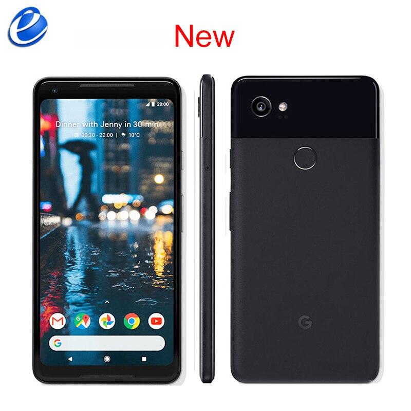 Original New Unlocked Google Pixel 2 XL 128G6 0 inch Octa Core Single sim 4G LTE