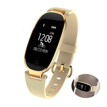 New S3 Smart Band Wristband Bracelet Heart Rate Monitor Pedometer IP67 Waterproof Smartband  For Android IOS Phone Women gift P2
