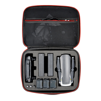 Waterproof Hardshell Handbag Carry Case For DJI MAVIC AIR Quadcopter Drone Body Remote Control And 3