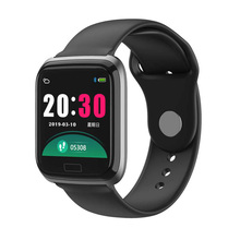 Fitness Smart Bracelet Heart Rate Blood Pressure Monitor Alarm Waterproof Women Men Band Clock