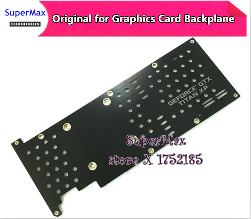 5pcs New Original for GTX980TI GTX1080TI GTX1080 TITAN X TITAN XP graphics card cooling fan backplane