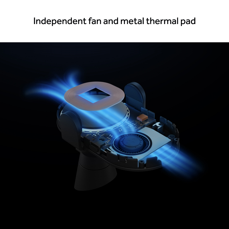 Image 4 - Original Xiaomi Wireless Car Charger 20W Max Electric Intelligent Infrared Sensor Wireless Qi Quick Charging Mi Phone Holder-in Car Chargers from Cellphones & Telecommunications