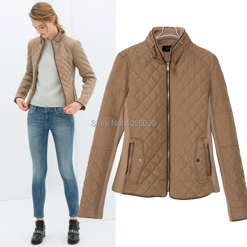 Popular Cotton Quilted Jacket-Buy Cheap Cotton Quilted Jacket lots ...