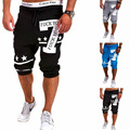 Free shipping new summer 2016 men's casual pants printing pants Hot Pants