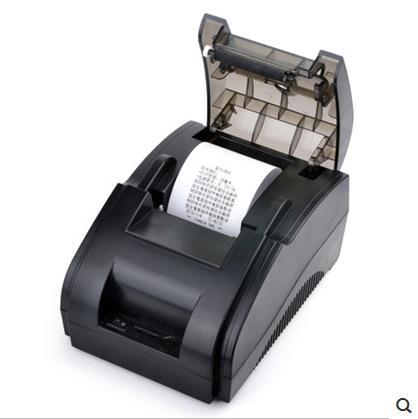 new 58mm thermal receipt printer ticket pos 58 thermal printer usb
