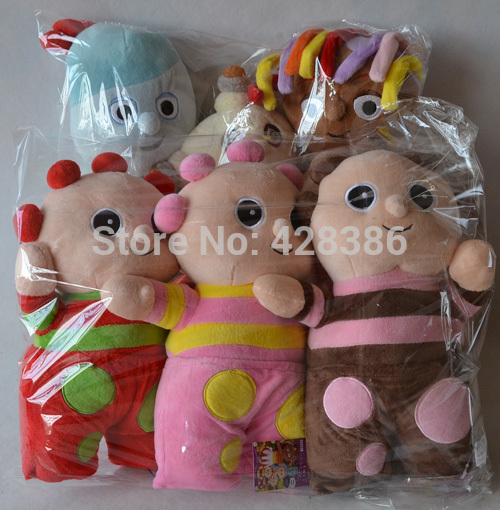 IN THE NIGHT GARDEN BABY IGGLE PIGGLE BABY SOFT TOY GIFT
