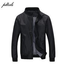 Hot Fashion Mens Dunne Lente Herfst Jassen Casual Mode Engeland Stijl Jas wind regen proof Jassen Grote size (M 5XL)