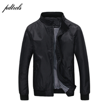 Hot Fashion Mens Thin Spring Autumn Jackets Casual Fashion England Style Jacket wind proof rain proof Jackets Big Size(M 5XL)