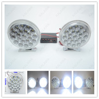 A practical LED daytime running lights good quality, bright 42 LED Bright white light freeshipping H002-52004-21-A #D