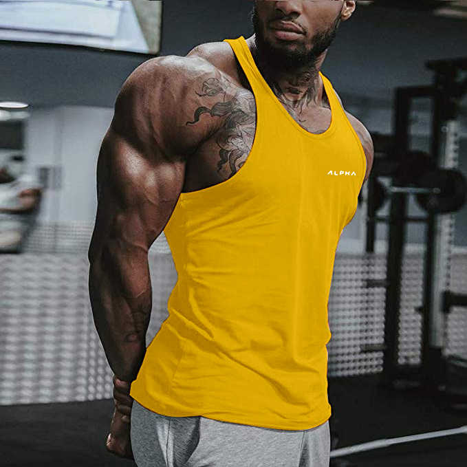 Muscleguys хлопковые спортивные майки мужские майки без рукавов для мальчиков бодибилдинг одежда под рубашку спортивная майка для фитнеса жилет