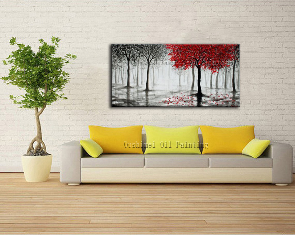 Yellow Black And Red Living Room Compare Prices On Black And Red Wall Decor Online Shopping Buy