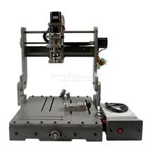 Гравировальный машины DIY ЧПУ 3040, повышен до 3 оси ЧПУ/гравировка бурения и фрезерные машины