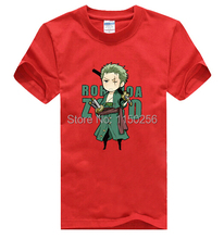 One Piece Roronoa Zoro Fashion Casual Women's T-Shirts