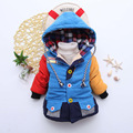 2016 New winter coats jackets for boys, winter children outerwear,kids clothes,fashioh hooded boys jackets