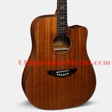 41 inch Mahogany Top Back Sides / AFANTI Acoustic Guitar (ACM-618)