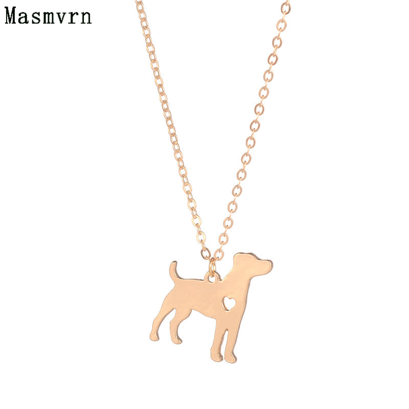 1pc sell Jack Russell Terrier Dog Necklace Jack Russell Jewelry Custom Dog Pendant Pet Jewelry Personalized gift for lovers