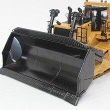 Редкая литая под давлением игрушка модель подарок, DM 1:50 Масштаб гусеница кошка D11T CD Carrydozer Инженерная техника транспортные средства коллекция 85567