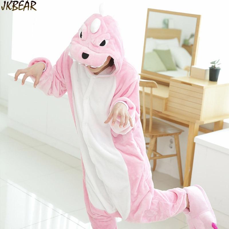 Leuke Dinosaurus Onesies voor Tieners en Volwassenen Flanel Grappig Dier  Kostuum Koppels Bijpassende Onesie Pyjama Plus Size PJS S XL in Leuke  Dinosaurus ... c67359dc5