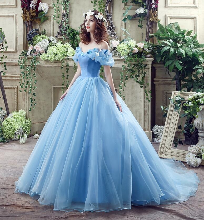 0bc2dc69e80 ④ Big promotion for quinceanera blue dress and get free shipping ...