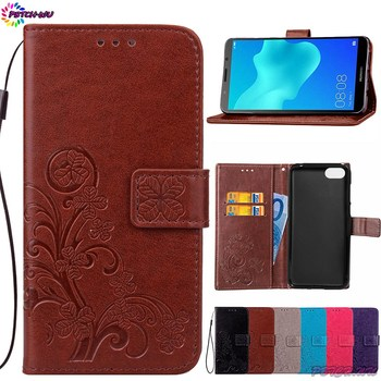 Case For Huawei Honor 7A DUA-L22 DRA-LX2 DRA-L02 DRA-L2 Wallet Flip Phone Leather Cover for Huawei Honor 7 A DRA LX2 L22 L02 Box