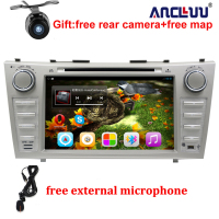 1024 600 2 Din Quad Core 8 Android 5 1 1 Car DVD GPS Navigation For