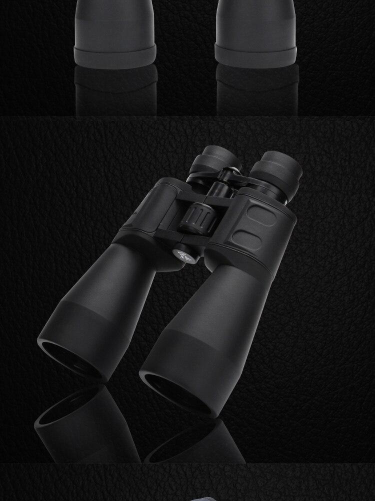 alcance 10-60 vezes caça telescópio binóculos hd professional zoom