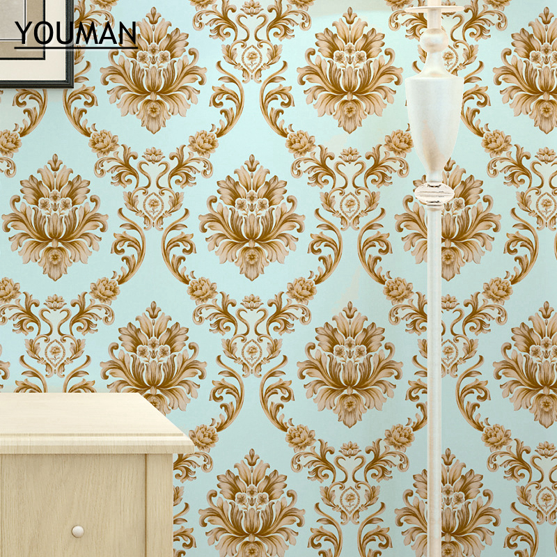 YOUMAN 3d Vinyl Wallpaper Wall Coverings Wallpaper Pattern Luxury Wallpaper Desktop Backgrounds Room Decor Baby Room Art A/B PVC wallpapers youman 3d vinyl wallpaper wall decor vinyl wall art pvc 3d embossed wallpaper roll wall paper covering desktop decor