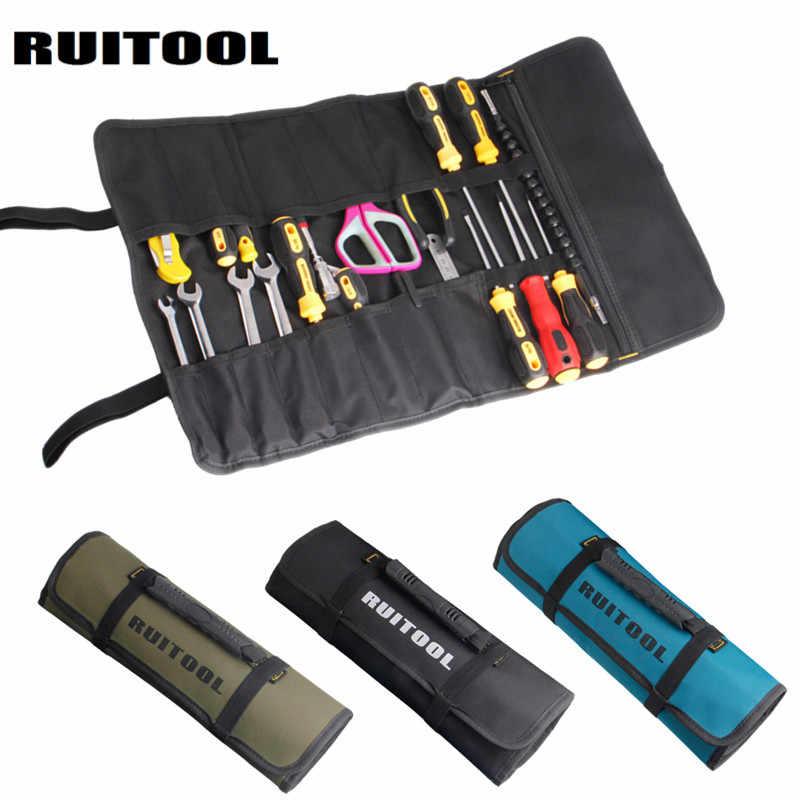 bolsa de almacenamiento organizadora para herramientas el/éctricas Bolsa de lona para herramientas de alta resistencia