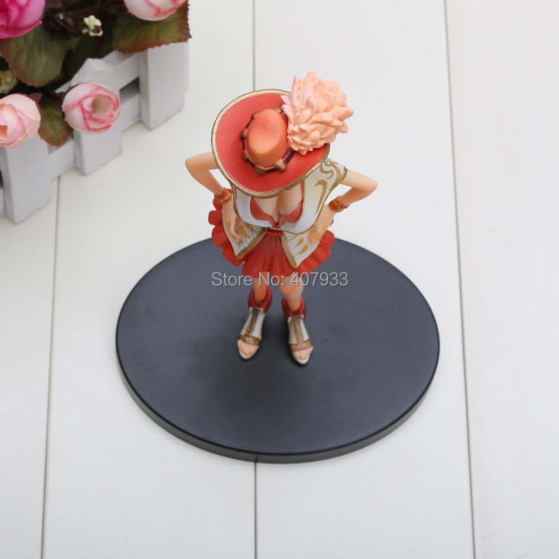 Nami PVC Figure on Top