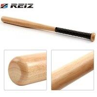 REIZ 31 Oak Wood Baseball Bat Professional Thicken Baseball Stick Outdoor Sports
