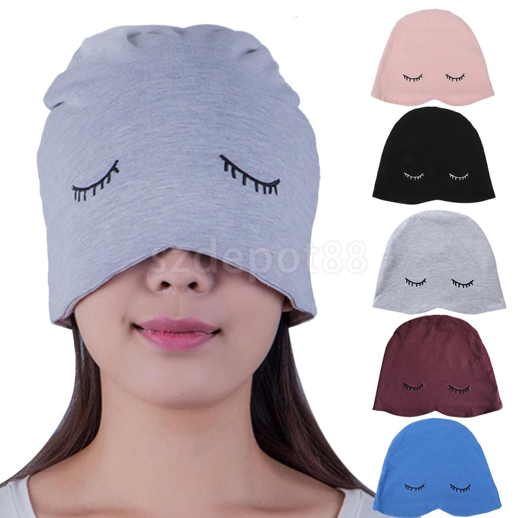 how to make a sleeping cap