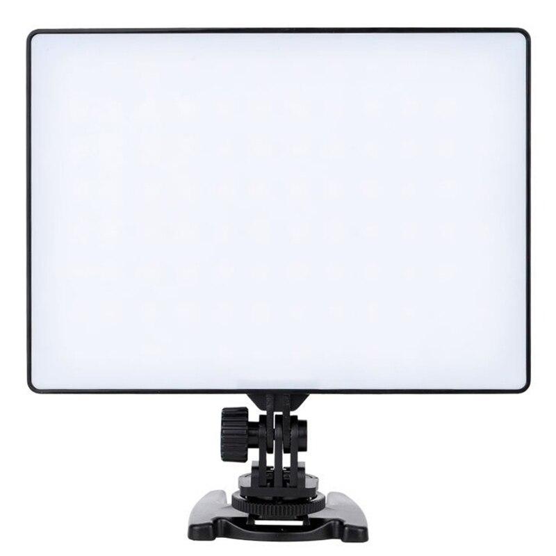 TOP YONGNUO YN300 powietrza LED lampa wideo aparat fotograficzny 96 LED światła regulowany temperaturą barwową 3200 K-5500 K