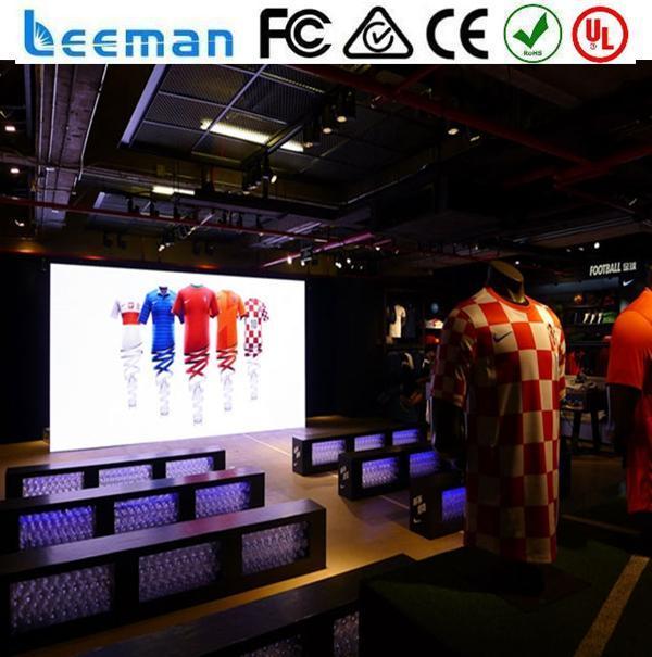Leeman DIY P6  led lighting p3 smd rgb led display module indoor led board p3 video advertising screen