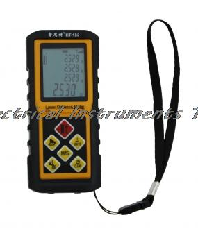ФОТО Fast arrival HT-182 Laser Range Finder Handheld Portable High Precision Laser Range Detector