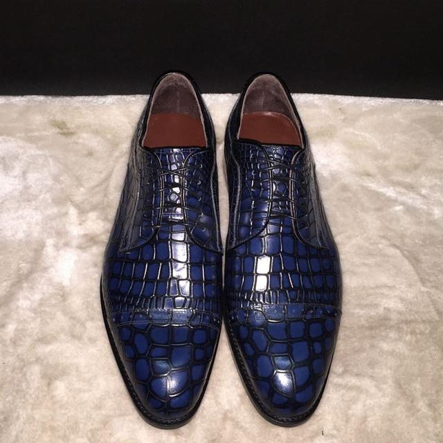 Zapatos azul marino para hombre px73cPgYsX