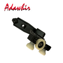 RIGHT SLIDING DOOR ROLLER GUIDE MIDDLE HINGE NEW FOR VW CADDY 2004 2014 2K0843336 2K0843336A