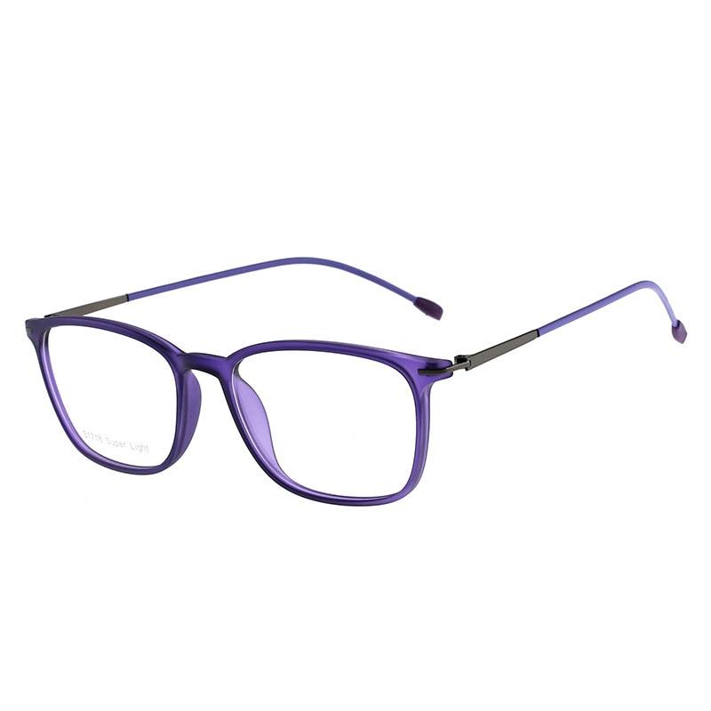 Yong Lan Ultralight Design TR90 Eyewear Women Glasses Frame Assembly Prescription lens Customized Myopia Optical oculos de grau in Women 39 s Prescription Glasses from Apparel Accessories