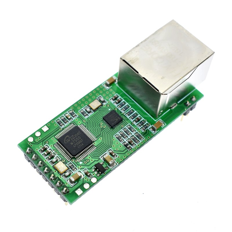 Serial para Ethernet Módulo Conversor TTL UART Serial para Ethernet Módulo TCPIP S2E DHCP e DNS Web Ferramenta de Configuração para USR-TCP232-T2
