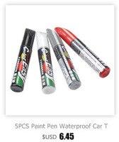 автомобильная краска царапины ремонтная ручка щетка водостойкая краска маркер ручка автомобильная шина уход за протектором автомобильный уход черный белый красный серебристый