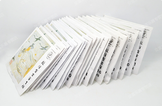 1 - 21 Zither Strings full sets 21 pcs Guzheng Strings Chinese Musical Instruments Accessories